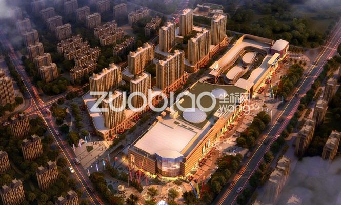 佛堂宝龙城市广场楼盘图片