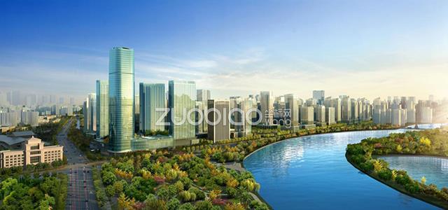 世贸中心楼盘图片
